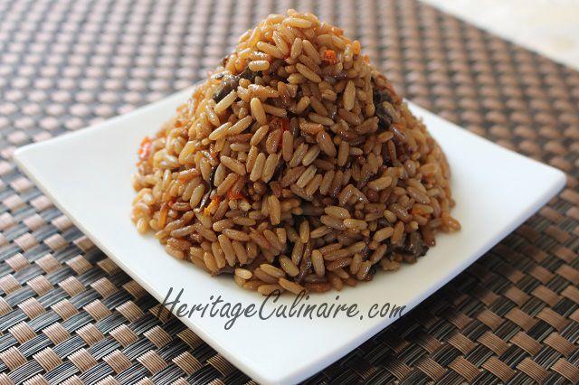 Riz au four Voici ma recette actualisée pour réaliser le riz au four et ma façon de le servir.