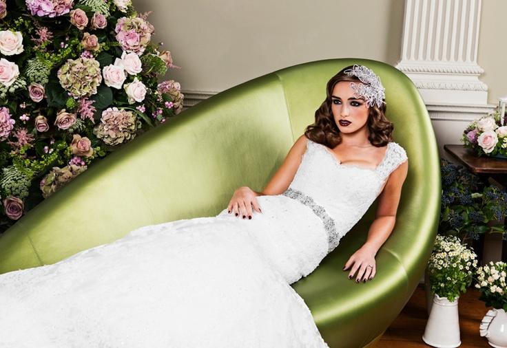 Diane Harbridge Wedding Dresses | Bespoke Brides chester