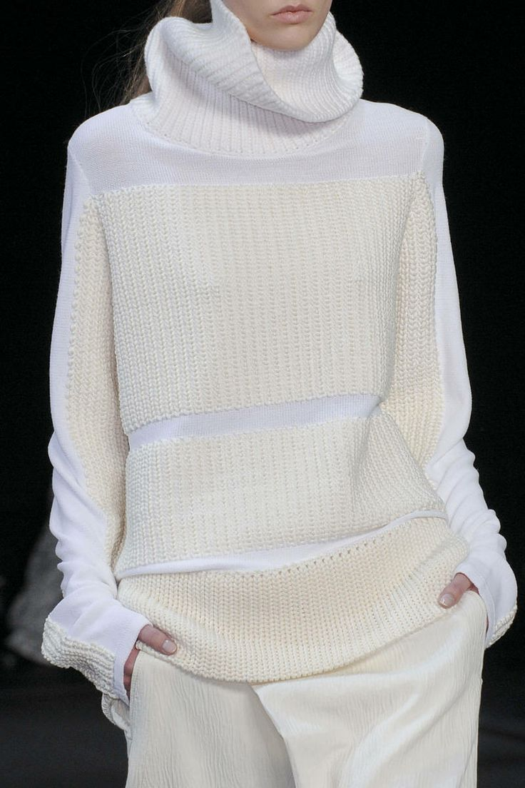 Helmut Lang Fall 2014 Ready-to-Wear Detail - Helmut Lang Ready-to-Wear Collection