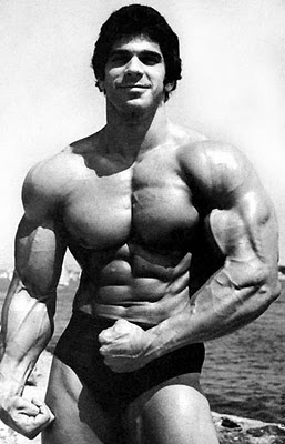Lou Ferrigno Competed in 1st World's Strongest Man in 1977