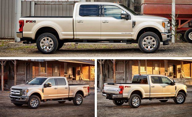2017 Ford F-series Super Duty – Official Photos and Info – Car and Driver