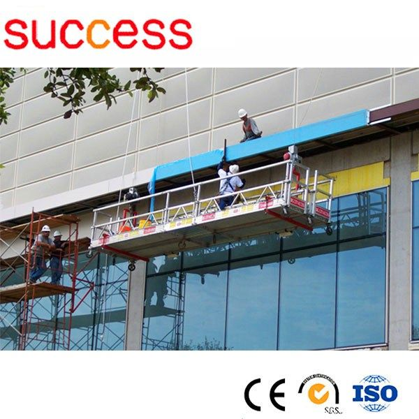 ZLP630 best price aerial suspended working platform for mobile crane made in China     More: https://www.ketabkhun.com/platform/zlp630-best-price-aerial-suspended-working-platform-for-mobile-crane-made-in-china.html