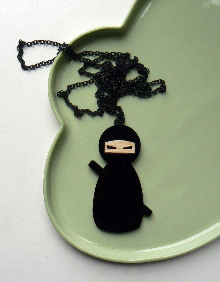 Ninja halskæde