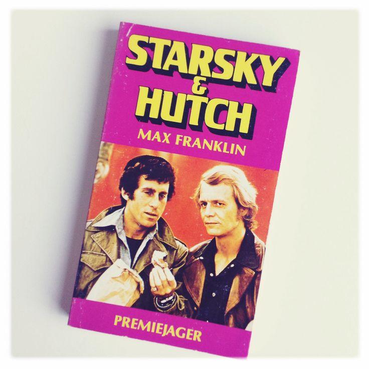 Max Franklin - Starsky & Hutch - Premiejager