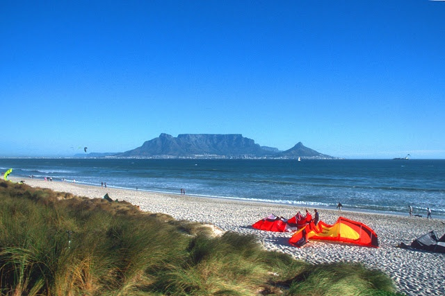 visit Bloubergstrand in Cape Town for this stunning Table mountain view, Cape Town ,south Africa