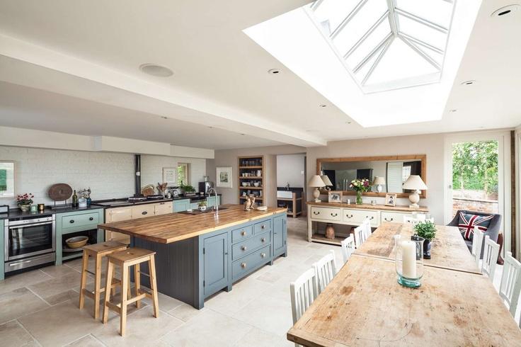 Light filled, fabulous kitchen.