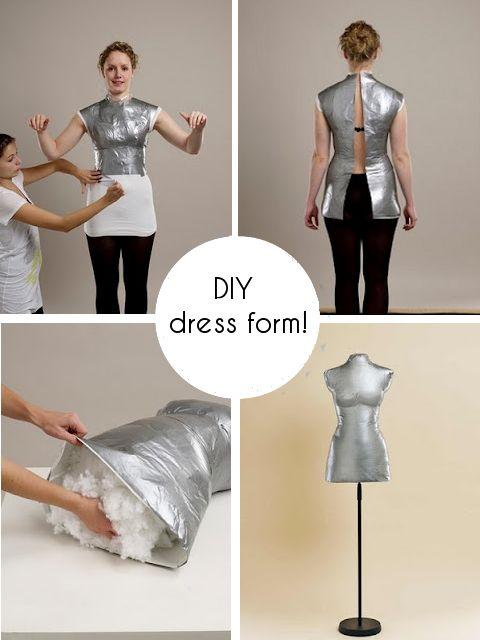 plus dress form 38