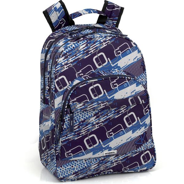 Gabol Enter Multi Backpack For Boys! How cool is this? Great for teenage boys! #Backpacks4Boys #BackToSchool #BTS #SchoolBags