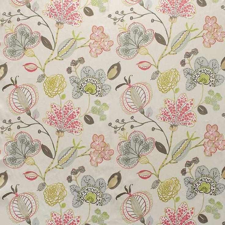 Warwick Fabrics : NEWBURY MANDARIN