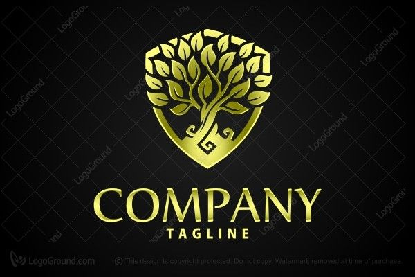 Logo for sale: Nature Guard Logo