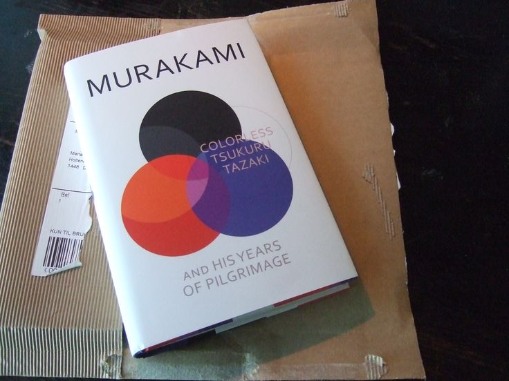 Murakami lykke!