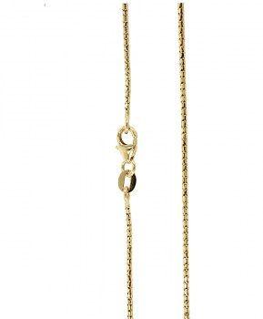 Αλυσίδες : Αλυσίδα χρυσή Κ14-40cm AL122