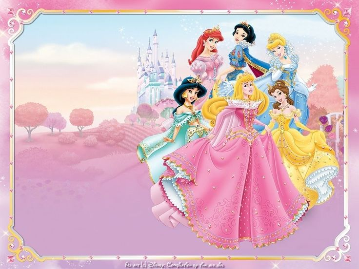 Free Printable Disney Princess Birthday Invitation Templates 4th