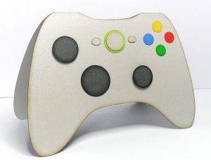 Freebie: Game Controller Card Digi and Cut Files · Stamping | CraftGossip.com