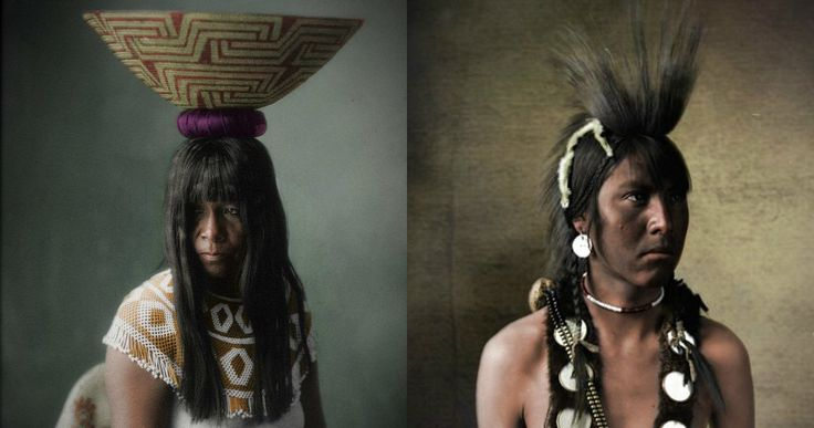 These Breathtaking Collection Of Unseen Pictures Brings 'Native American Tribes To Life'