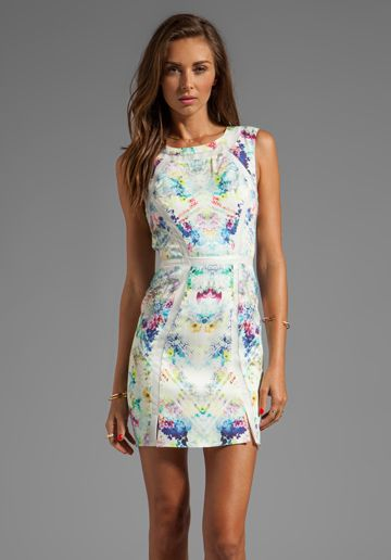 FIND-WD70 - Mad House Dress in …