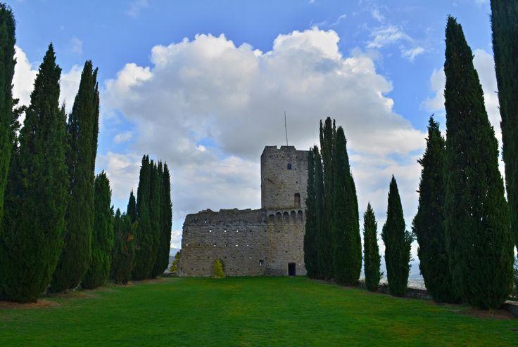 Castello di Romena - Toscana