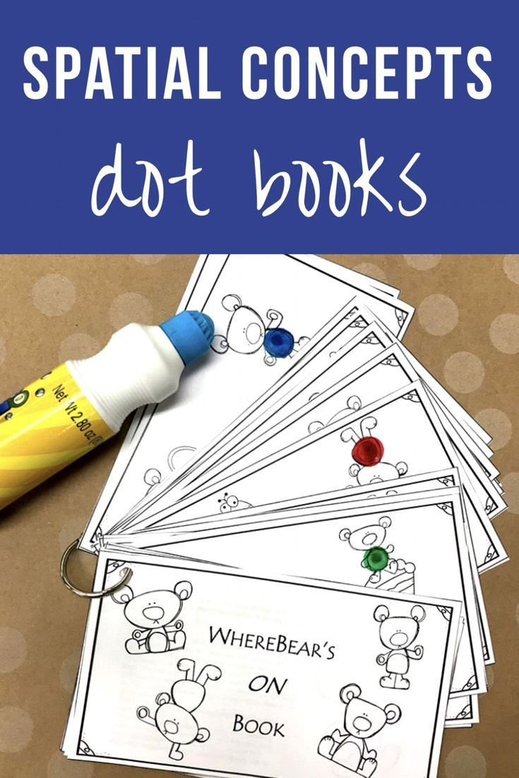 Teach Location Spatial Concepts Using These Fun Bingo Marker Workbooks Spatial Concepts Basic Concepts Speech Therapy Basic Concepts [ 1102 x 735 Pixel ]