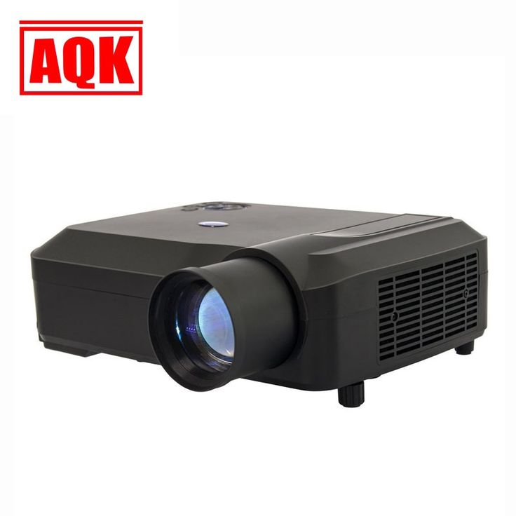 (194.35$)  Watch now - http://aiegj.worlditems.win/all/product.php?id=32700187692 - Multimedia Portable LED Projector 1280*800 4200 lumens Support 1920*1080 Home Theater PC USB HDMI AV VGA