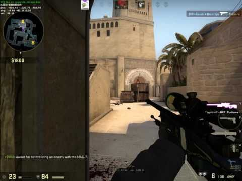 Mag-7 Shotgun #games #globaloffensive #CSGO #counterstrike #hltv #CS #steam #Valve #djswat #CS16