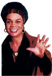 Sonia Sanchez - African American poet associated with the Black Arts Movement. She has written over fifteen books of poems as well as several plays and children's books.