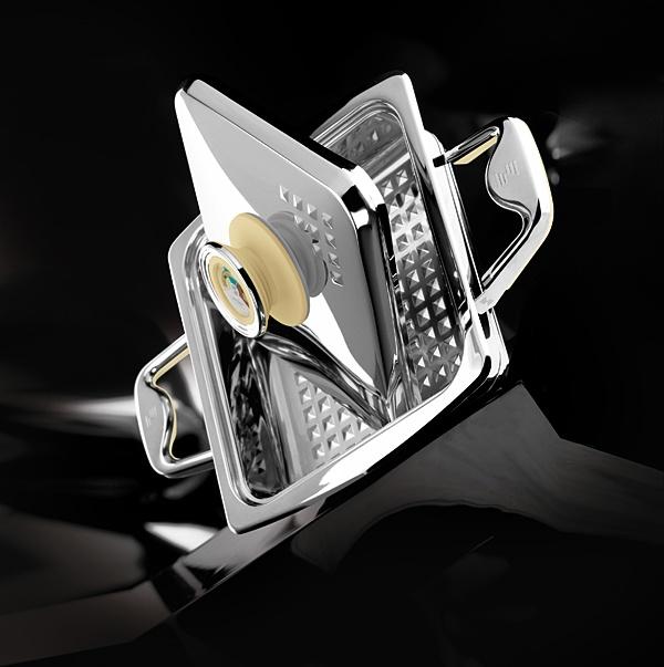 Masterpiece Quadra Silver от Zepter