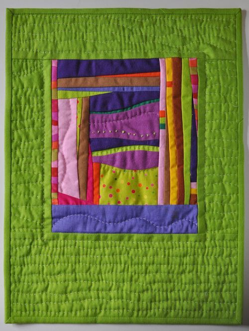 Modern Hand Quilting Patterns : 345 best images about Color 8: Strong, Vibrant but somewhat toned or shaded on Pinterest