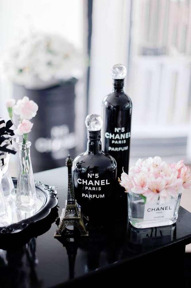 30th Birthday Chanel Birthday | CatchMyParty.com