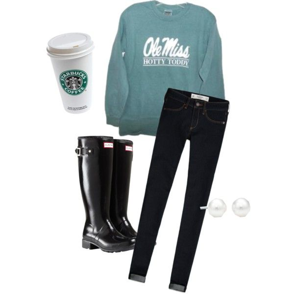 """""""Ole miss"""" by thepreppylife on Polyvore 