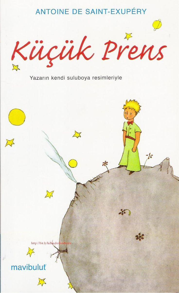 Le Petit Prince-Antoıne De Saınt-Exupery