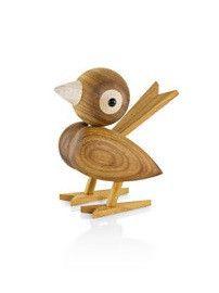 Lucie Kaas Small Sparrow Tropical Chestnut