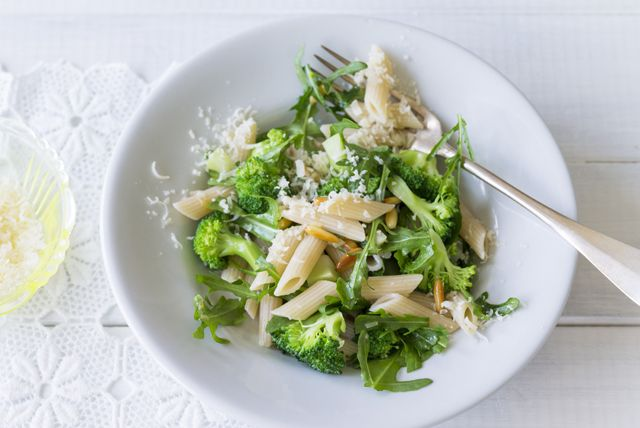 new pasta recipe to serve your family? Try our Penne with Arugula ...