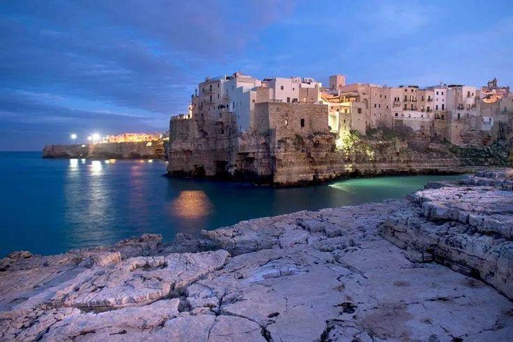 Puglia:polignano a mare