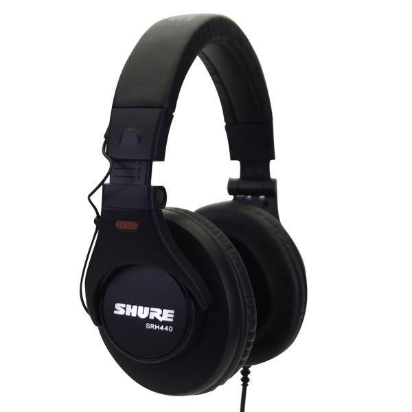 Shure SRH440 from headphone.com
