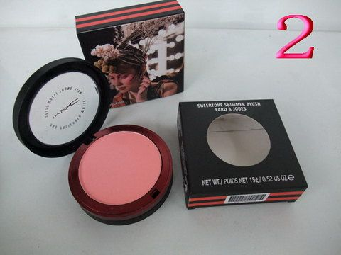 Mac Blush Mac Blush-Wholesale Mac Cosmetics - $4.00