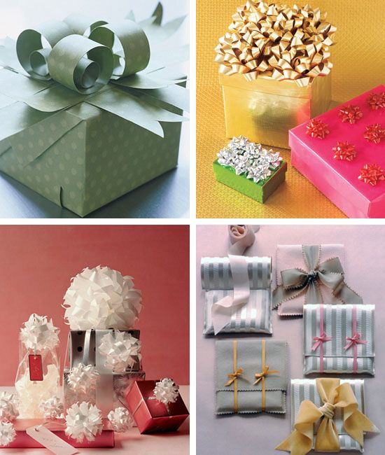 martha stewart gift wrap ideas gifting gift wrapping pinterest. Black Bedroom Furniture Sets. Home Design Ideas