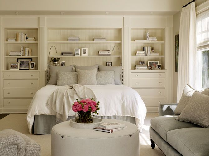 Palo Alto Dutch Colonial Revival Great Bookcases Beautiful Bedrooms
