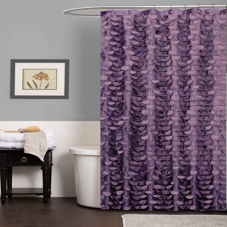 Pic On  best Bathroom images on Pinterest Purple bathrooms Purple bathroom accessories and Bathroom ideas