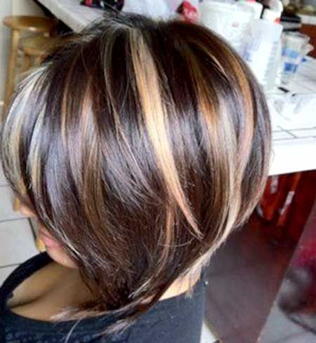 Short Hair Colors 2014 2015 Latest Bob Hairstyles Hair