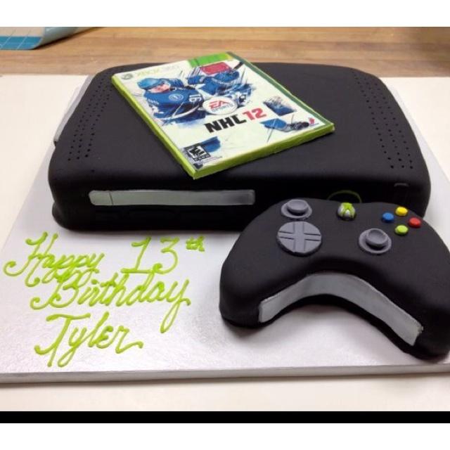 Cake Ideas For 13th Birthday Boy : 13th Birthday Cake Josh s 13th Birthday Party Ideas ...