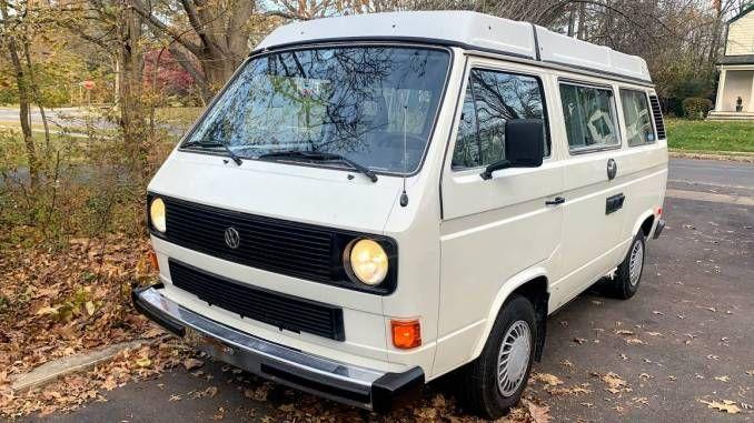 1983 VW Vanagon Westfalia Camper For Sale in Princeton, NJ ...