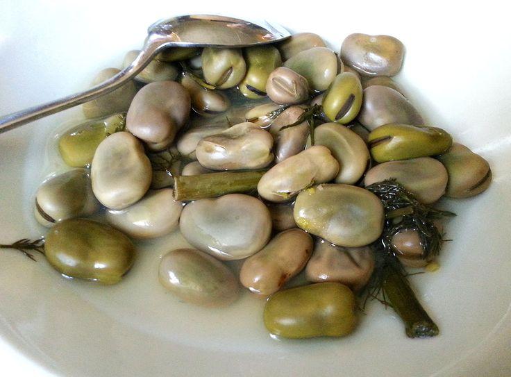 fave al profumo di finocchietto #ricettedisardegna #sardegna #sardinia #food #recipe #cucinasarda