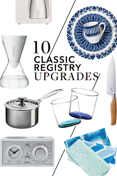 The best wedding registry items for traditional brides | Brides.com