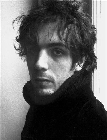 Syd Barrett • London  1971                                                   Photographer: Barrie Wentzell