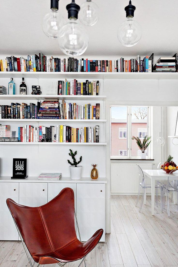 Bloggaren och entreprenören Kenza Zouiten säljer sin lägenhet i Stockholm – kolla in bilderna här.