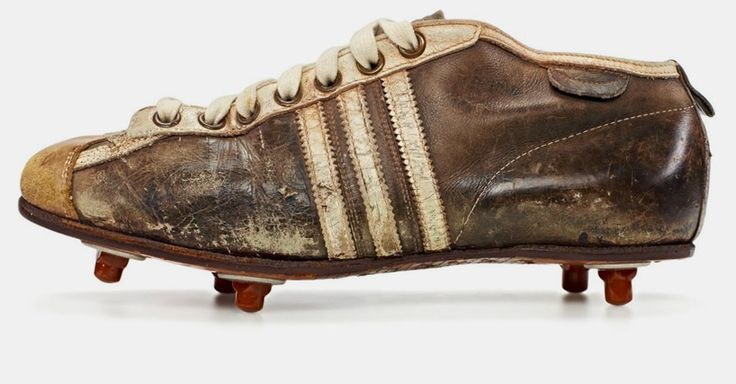 a history of adidas: classic football boots - designboom | architecture