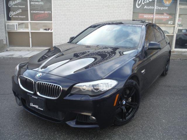 ☆2011 BMW 535I XDRIVE M-SPORT/TECH PKG SEDAN☆**CERTIFIED** | used cars & trucks | Toronto (GTA) | Kijiji