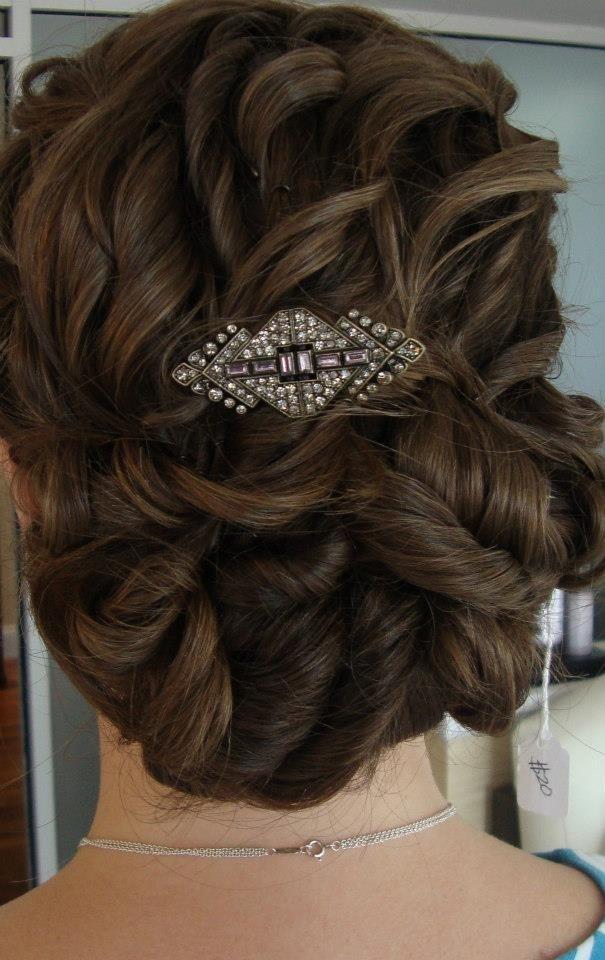 Wedding Hair | I Whip My Hair Back & Forth | Pinterest