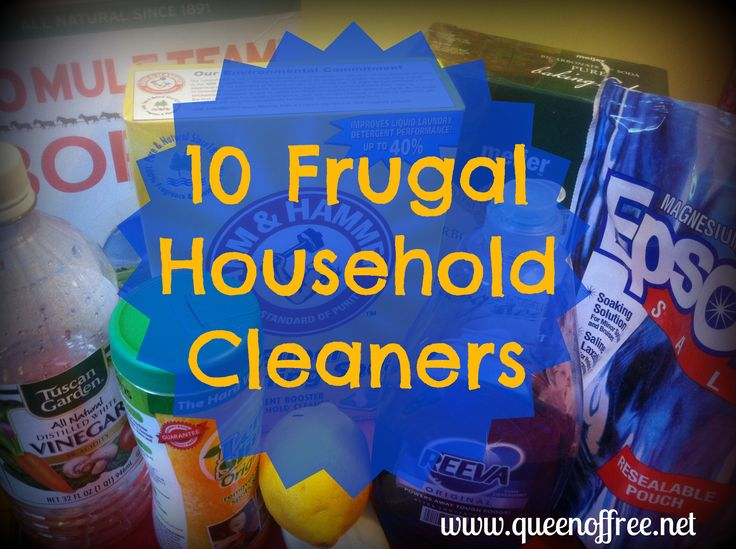 Welcome Money Saving Lords & Ladies of the Indiana State Fair: 10 Frugal Household Cleaners