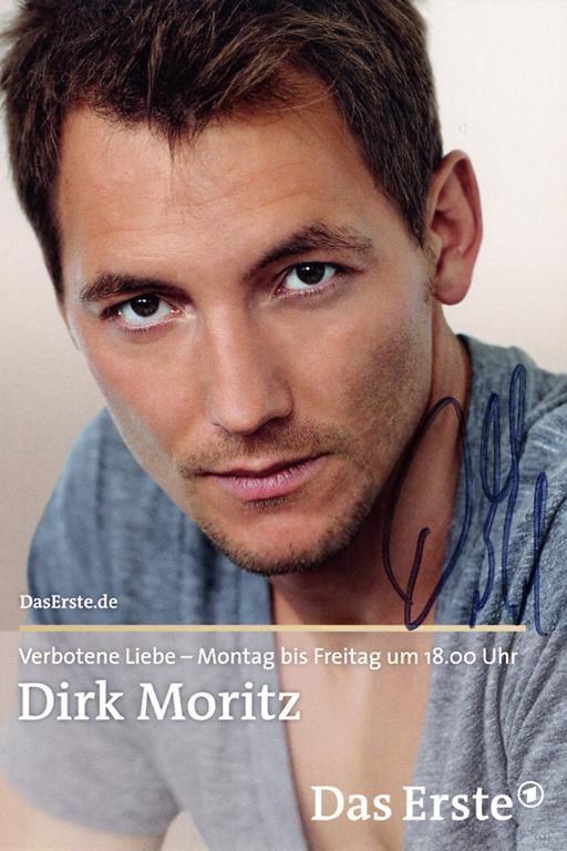 Daniel Fritzsche gespielt von Dirk Moritz